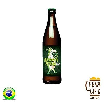 Cerveja Seasons Green Cow 500ml