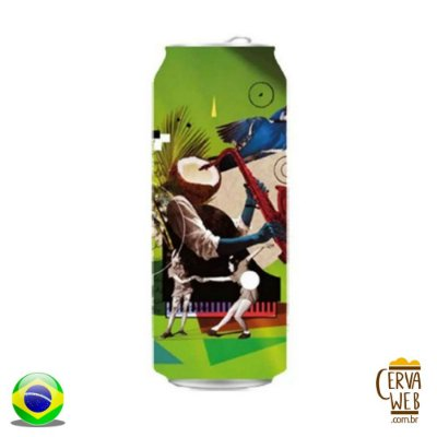 Cerveja Octopus Coconut Littlefield 473ml
