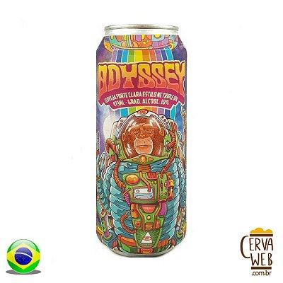 Cerveja Hocus Pocus Odissey 473ml