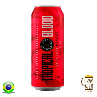 Infected Tropical Blood 473ml