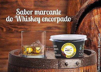Brigadeiro de whisky