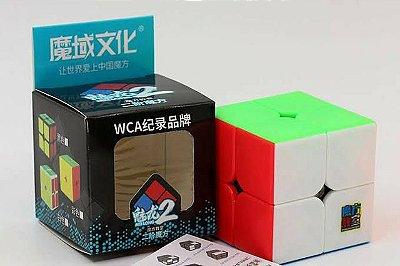Cubo Mágico 2x2 Moyu MeiLong
