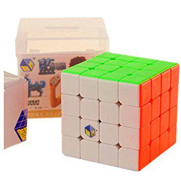 Cubo Mágico 4x4 Yuxin Blue Unicorn