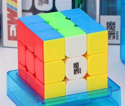 Cubo Mágico 3x3 Moyu MoJue M3