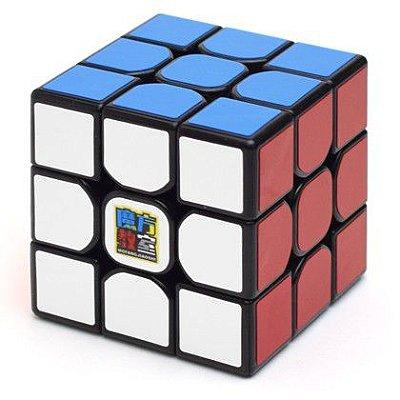 Cubo Mágico 3x3 Moyu MoFang JiaoShi MF3RS (Preto ou Branco)