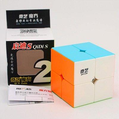 Cubo Mágico 2x2 Qiyi QiDi-S
