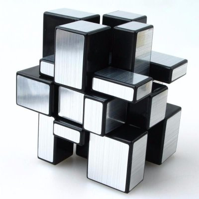 ShengShou Mirror 3x3 (prateado)