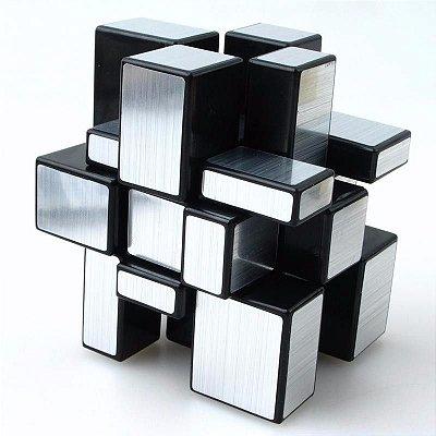 QiYi Mirror 3x3 (prateado)