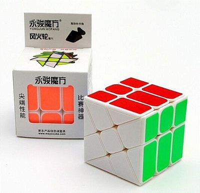 Moyu/YJ Windmill 3x3 (branco)