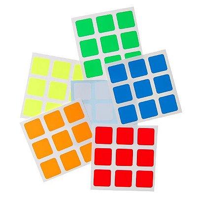 Kit de adesivos Supersede Bright 3x3