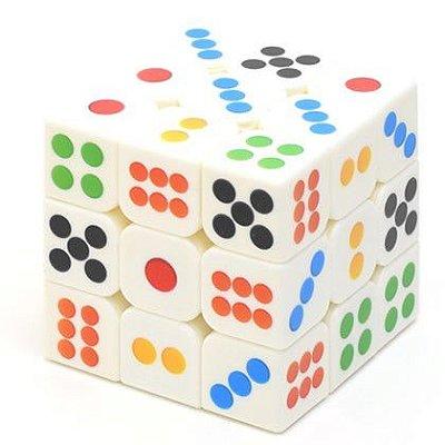 Cubo Mágico 3x3 Moyu MoFang JiaoShi Dado