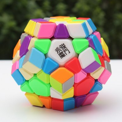 Megaminx MoYu YuHu-R Stickerless