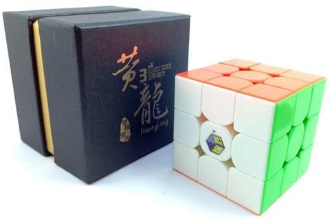 Cubo Mágico 3x3 Yuxin HuangLong