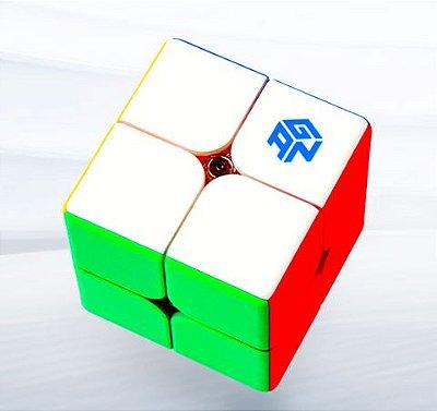 Cubo Mágico 2x2 GAN249 - V2 (Semi-Novo)