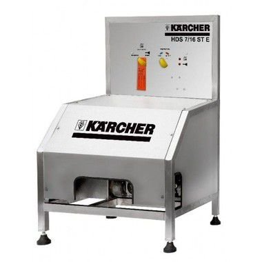 Lavadora de Alta Pressão Industrial Karcher HDS-E 7/16-4 ST 380 Trif
