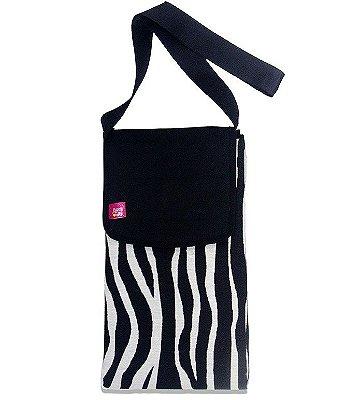 Tapete Impermeável Happy Zebra