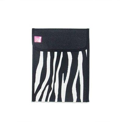 Bolsinha Impermeável Happy Zebra