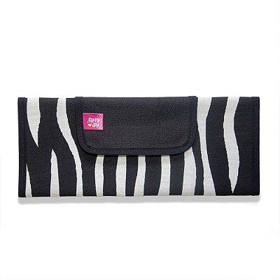 Trocador Portátil Happy Zebra