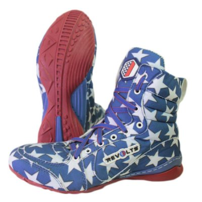 Bota Fitness Revolts - America Flag