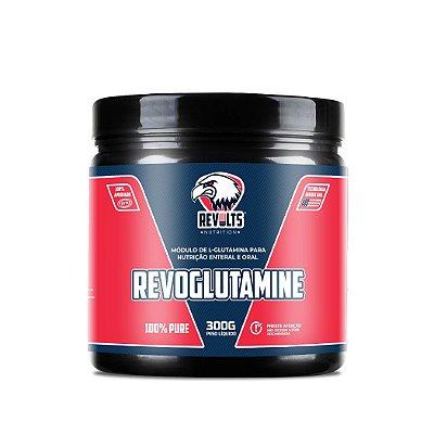 RevoGlutamine 100% Pure 300g -  Revolts Nutrition