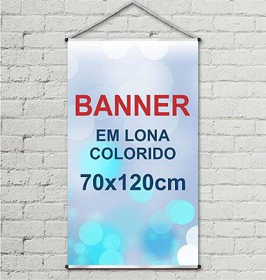 Banner Impresso 70x120cm