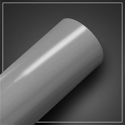 Adesivo Prata Brilho - Larg. 60cm - Venda por mt