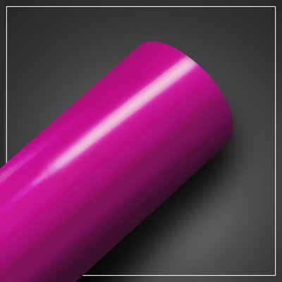 Adesivo Pink Brilho - Larg. 60cm - Venda por mt
