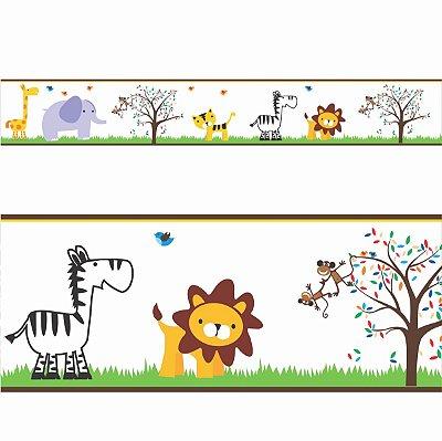 Faixa Infantil Decorativa Bichinhos