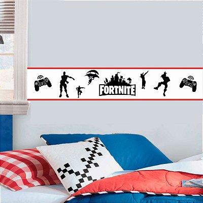Faixa Decorativa Fortnite