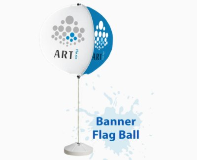 Flagball Kit Completo Bandeira e Base