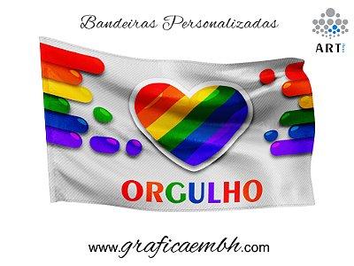 Bandeira - Orgulho