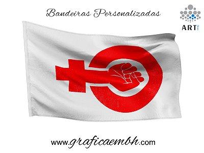 Bandeira Força Feminina