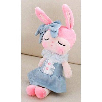 Boneca Mini Metoo Doll - Angela Liz Azul