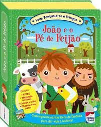 Livro - Fazendo a Festa - João E O Pé De Feijão - Fantasia