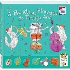 Livro - Aprendizado Musical - Floresta Do Texugo Ariel