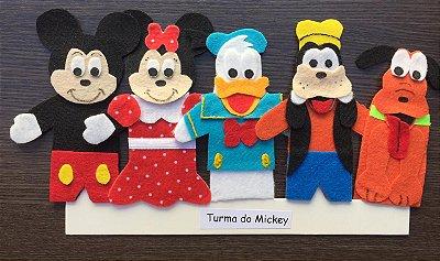 Dedoches - Turma Do Mickey