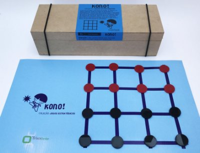 Kono - jogo de tabuleiro