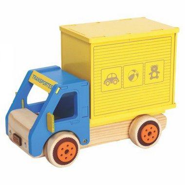 Coleção Carrinhos Caminhão Baú