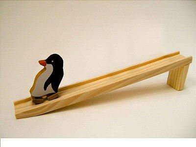 Pinguim com Rampa