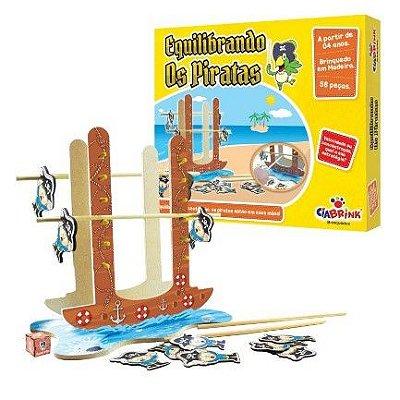 Equilibrando os piratas