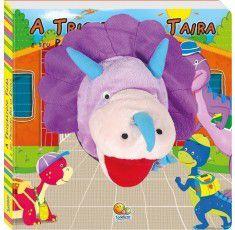 Dino-Fantoches Triceratopo Taira e seu 1ºdia
