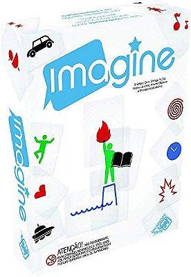 Jogo de Tabuleiro-Board Game-Imagine-Galápagos