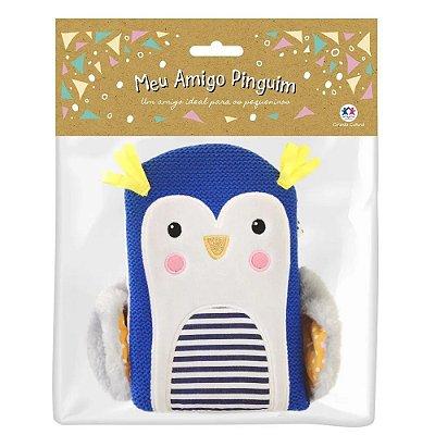 Livro Meu Amigo Pinguim