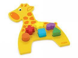 Animais Didáticos - Girafa