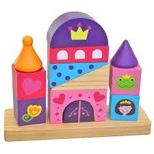 Castelo Blocos - Princesa - Encaixe