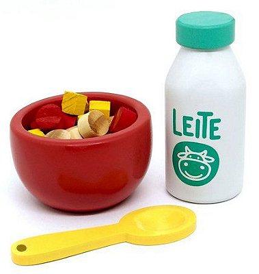 Coleção Comidinha - Kit Cereais