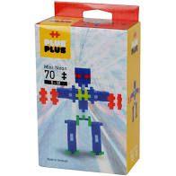 Plus-Plus Neon Robot / 70 Peças