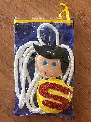Corda De Pular - Super Homem
