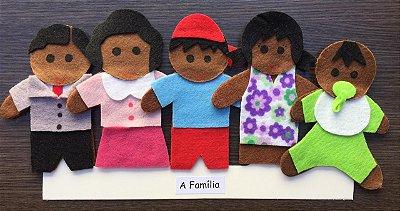 Dedoches - Família Negra