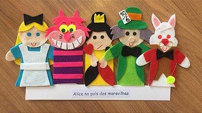 Dedoches - Alice No Pais Das Maravilhas
